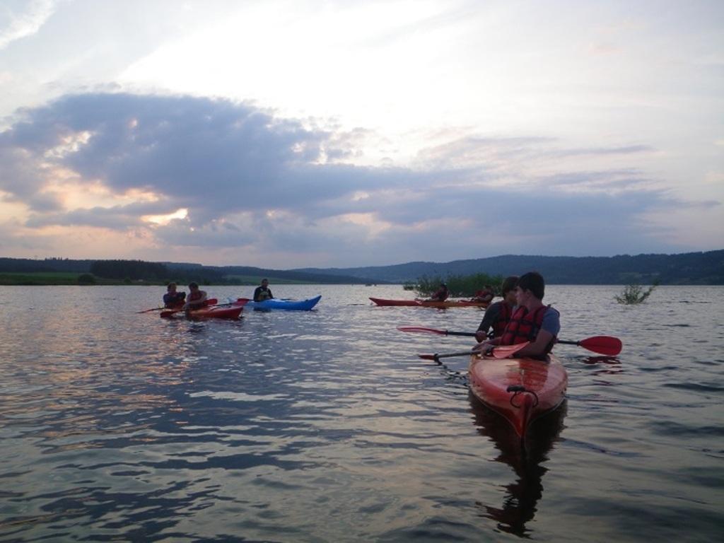 Camping des Sous-Bois du Lac