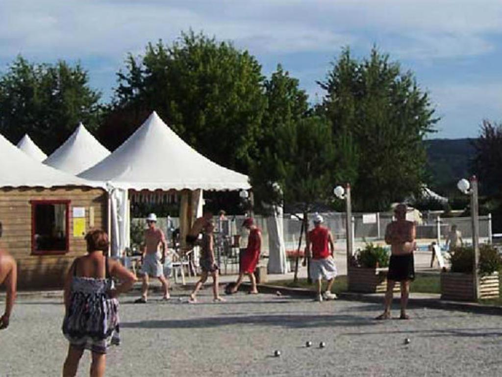 Camping La Sole à Puybrun