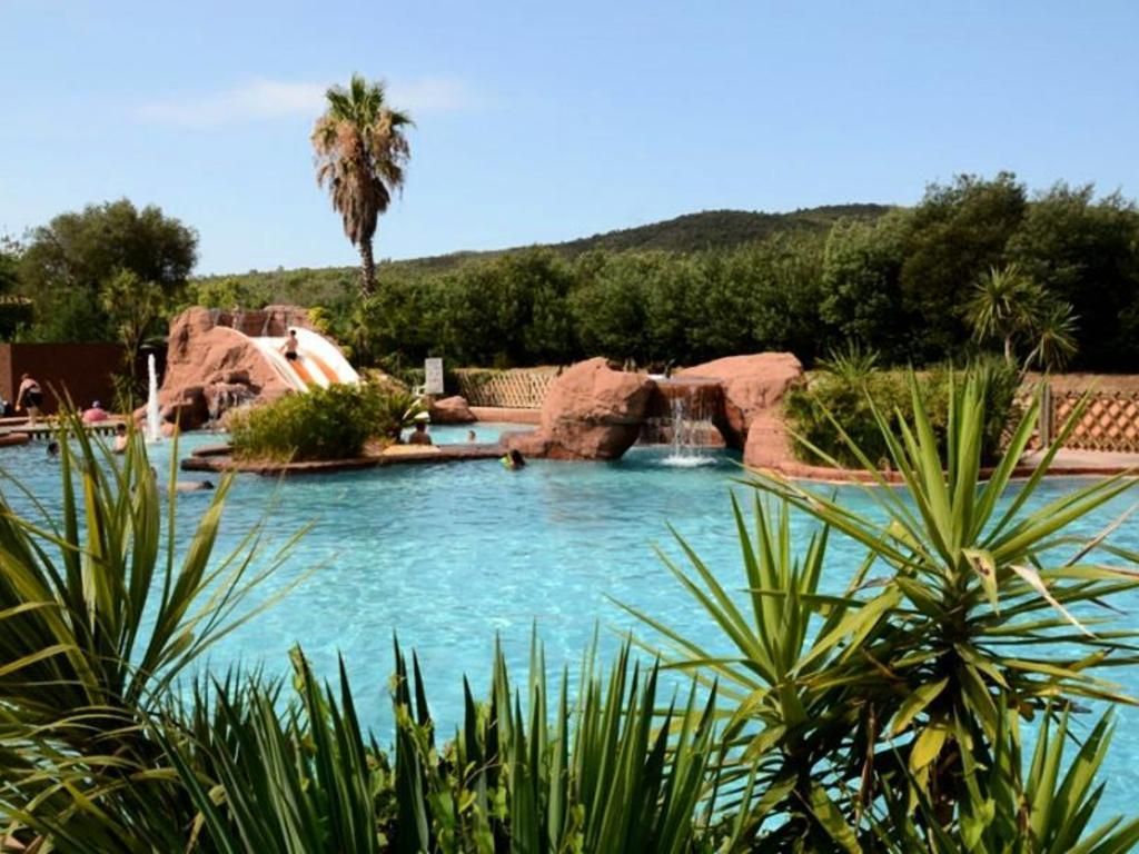 Camping La Vallée du Paradis
