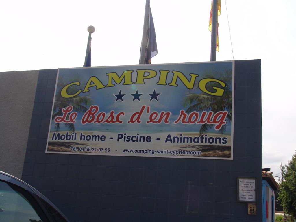 Camping Le Bosc d'en Roug