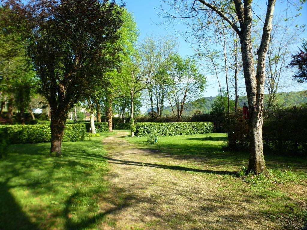 Camping Le Céou à Saint Cybranet