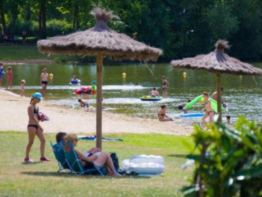 Camping Le Lac de Varennes