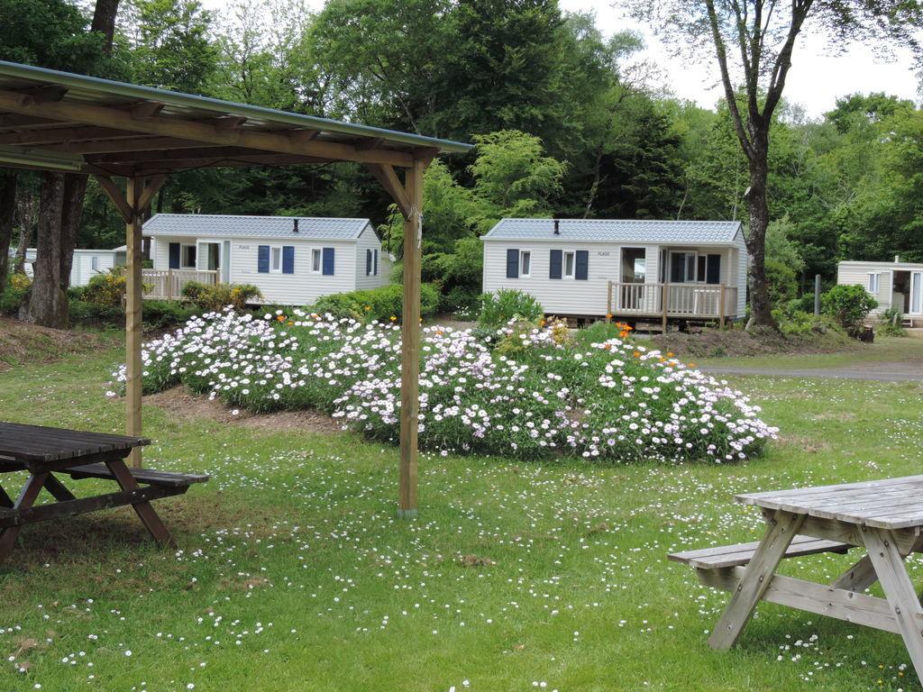 Camping Les Myrtilles Saint Yvi