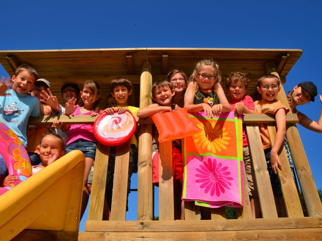Camping Les Pins du Soleil