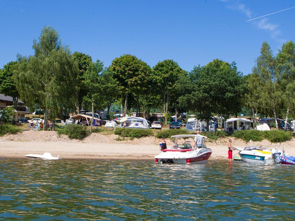 Camping Soleil Levant Canet de Salars